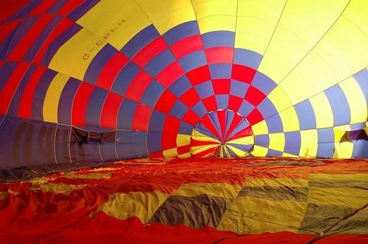 hot_air balloon : Stock Photo
