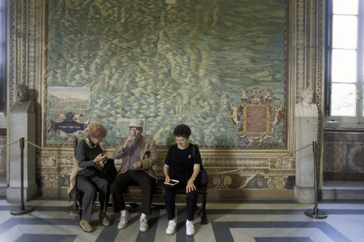 Stock Photo: 3153-671156 vatican museums, vatican, vatican