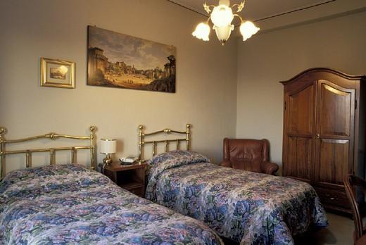 Stock Photo: 3153-674970 grande sicilia hotel, enna, italy