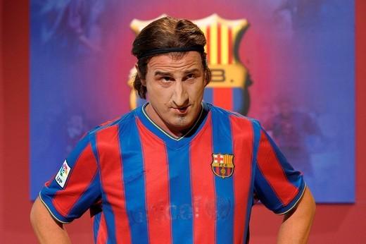 david pratelli, milan 2009, quelli che il calcio tv programme : Stock Photo