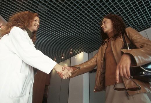 Stock Photo: 3153-676680 doctor, women