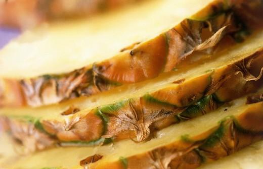 pineapple : Stock Photo