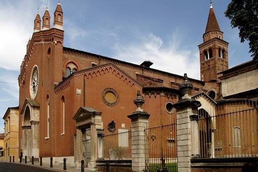 europe, italy, veneto, vicenza, santa corona : Stock Photo