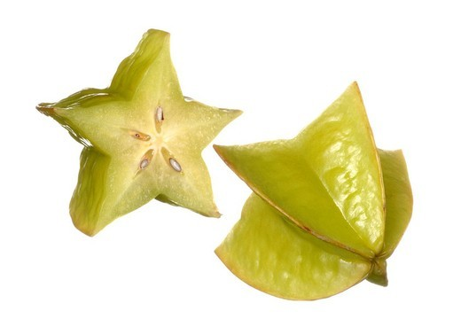star fruits : Stock Photo