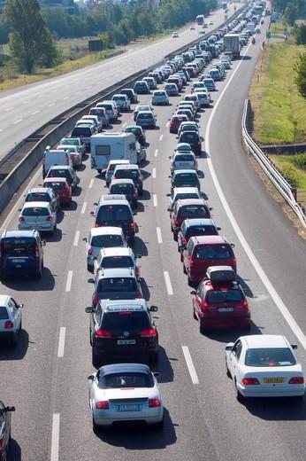 Stock Photo: 3153-679965 traffic