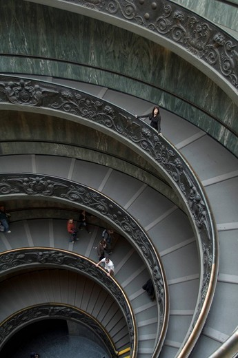 Stock Photo: 3153-684344 vatican museums, rome, lazio, italy