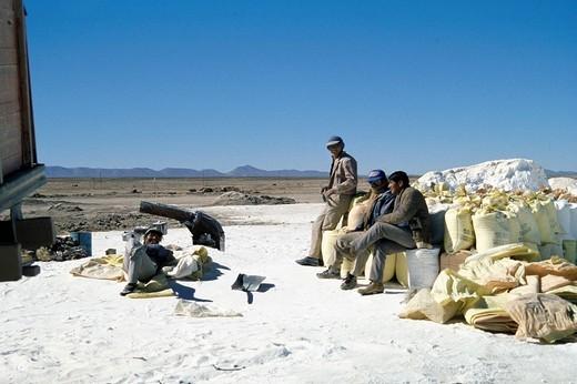 bolivia, salar de uyuni : Stock Photo
