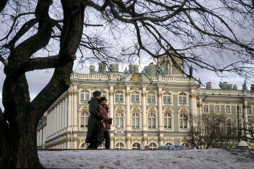 russia, saint petersburg : Stock Photo