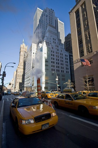 5th avenue, new york, usa : Stock Photo