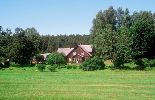 europe, latvia, country : Stock Photo