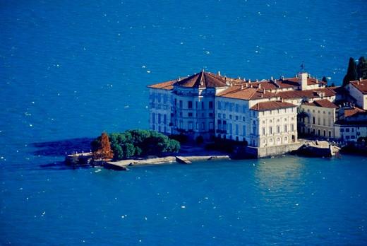 europe, italy, piemonte, lago maggiore, isole borromee, isola bella : Stock Photo