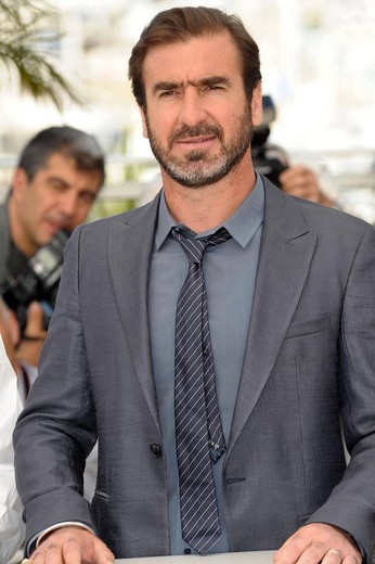 Stock Photo: 3153-701797 eric cantona, cannes 2009, 62nd cannes film festival