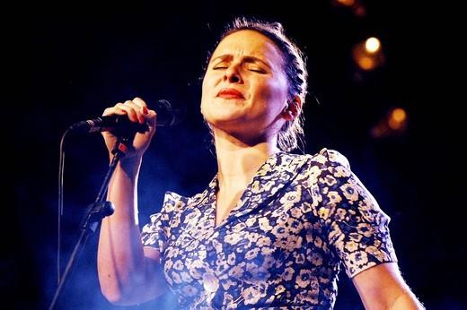 emiliana torrinii, milano 2009 : Stock Photo