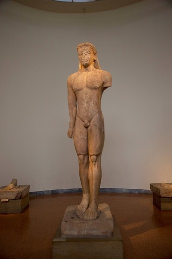Greece. Athens. Archaeological National Museum : Stock Photo