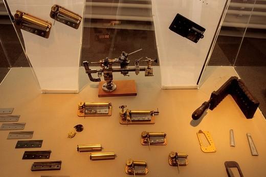Stock Photo: 3153-710970 mechanism, music