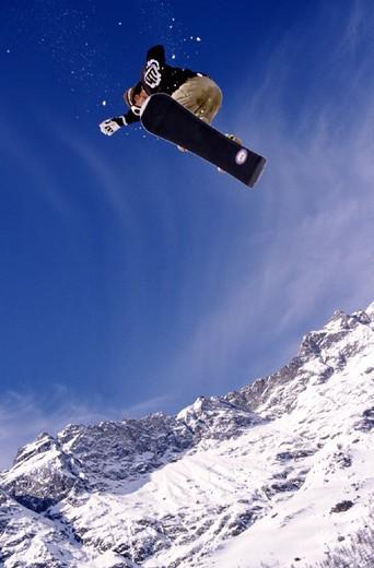 snowboard : Stock Photo