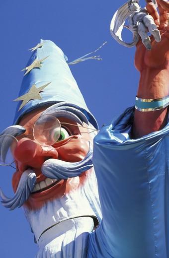 carnival parade, fano, italy : Stock Photo