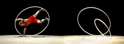 circus, C N A C , centre national des arts du cirque : Stock Photo