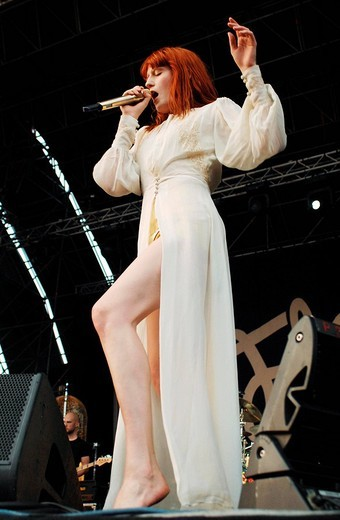 Stock Photo: 3153-717651 florence and the machine