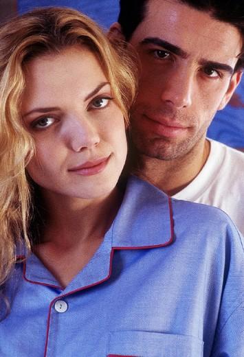couple, portrait : Stock Photo