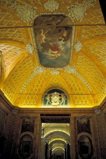 musei vaticani, rome, italy : Stock Photo