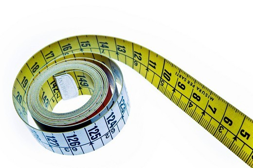 Stock Photo: 3153-723281 tape measures