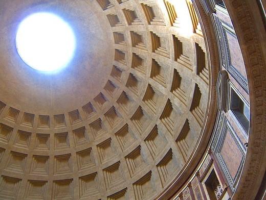 Stock Photo: 3153-724452 europe, italy, lazio, rome, pantheon