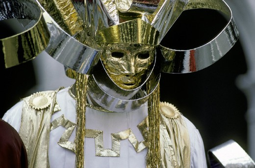 Stock Photo: 3153-725632 carnival and mask, venice, italy