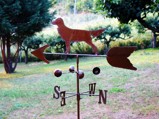 Stock Photo: 3153-727930 weather vane