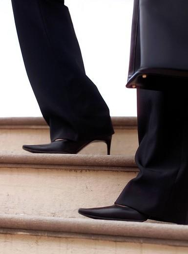 woman, legs : Stock Photo
