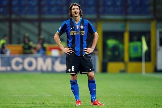zlatan ibrahimovic, milano 2009, serie a football championship 2008_2009, inter_siena 3_0 : Stock Photo
