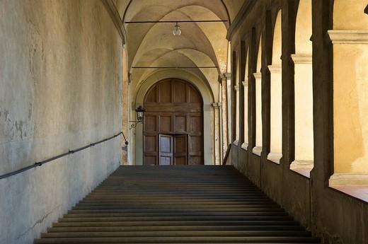 Stock Photo: 3153-733706 galluzzo abbey, firenze, italy