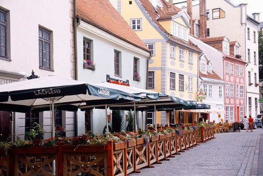 Stock Photo: 3153-738050 europe, latvia, riga, historic centre