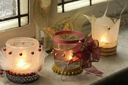 Stock Photo: 3153-741209 candles
