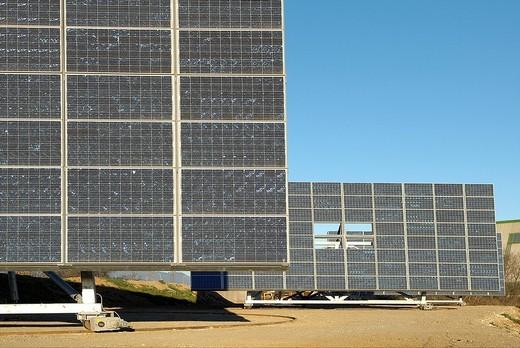 solar collectors : Stock Photo