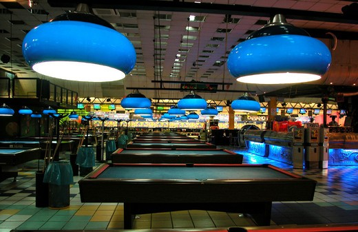 Stock Photo: 3153-753622 billiard tables