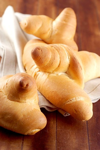 Stock Photo: 3153-755633 italian bread, montasù