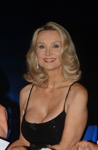 Stock Photo: 3153-757257 barbara bouchet