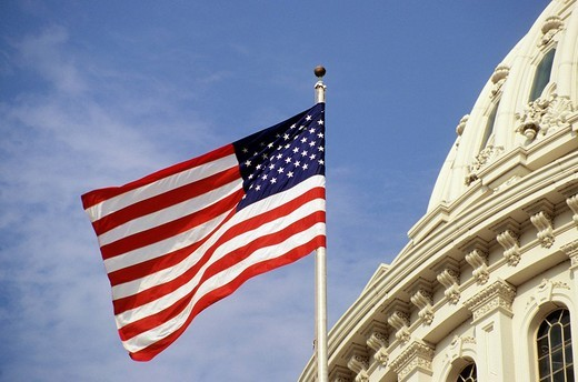 Stock Photo: 3153-757616 america, united state of america, washington, capitol