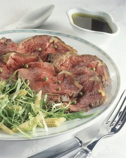 Stock Photo: 3153-764472 salad