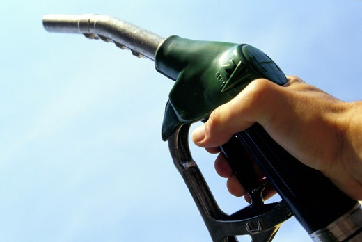 petrol pump : Stock Photo