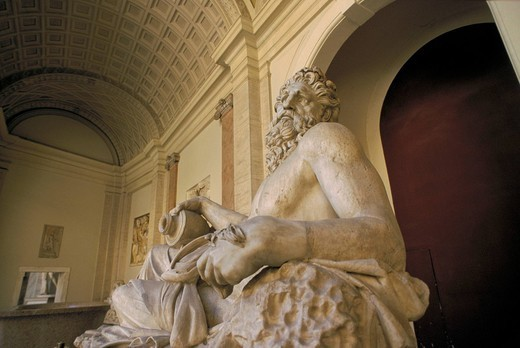 Stock Photo: 3153-765037 musei vaticani, rome, italy
