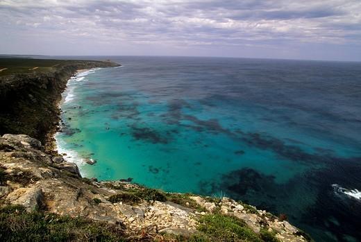 australia, kangaroo island, the coast : Stock Photo
