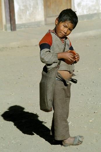 bolivia, la paz, people : Stock Photo