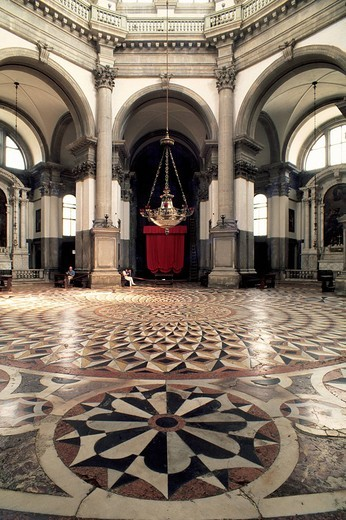 Stock Photo: 3153-769918 santa maria della salute, venice, veneto, italy