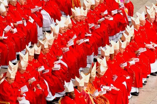 cardinals : Stock Photo