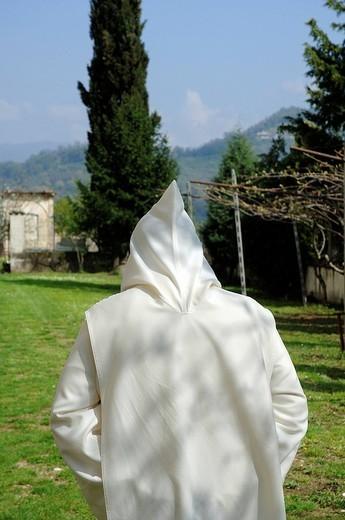 Stock Photo: 3153-777462 olivetan abbey, rodengo_saiano, lombardia, italy