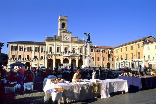 savignano sul rubicone, emilia romagna, italy : Stock Photo