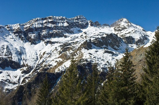 orobic alps: salina mountain, valgoglio, italy : Stock Photo