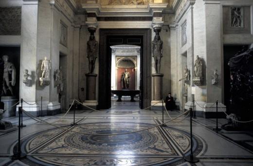 Stock Photo: 3153-788261 vatican museums, vatican, vatican
